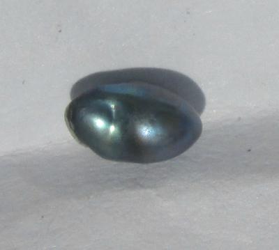 0.25 carat abalone pearl