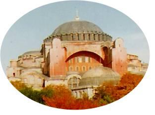 Istanbul Hagia Sophia Church