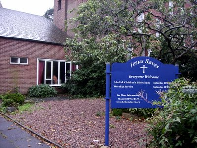 Jesus Saves Seventh Day Adventist Belfast Ireland