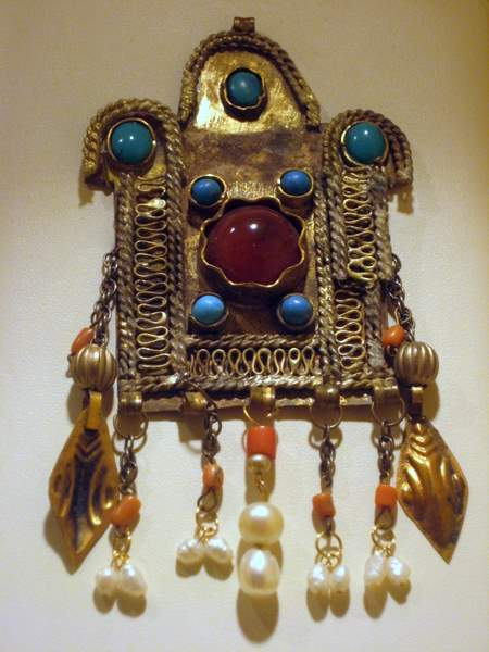Jewelry of Hungary