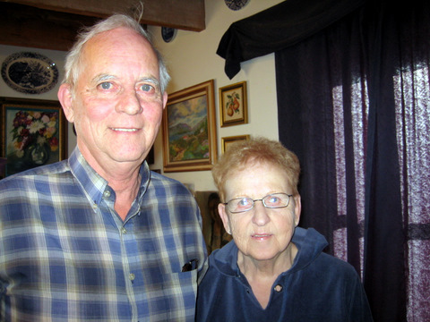 Jim & Cheryl Doig