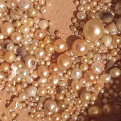 Kuwaiti Pearl Treasure