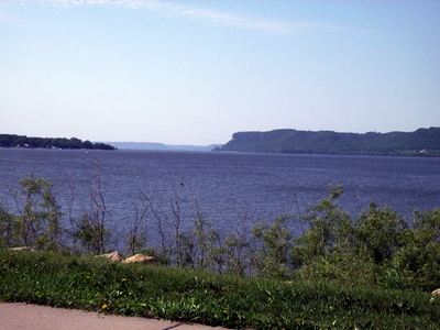 Lake Pepin Mississippi River