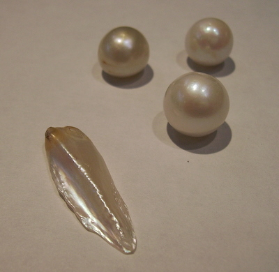 Lake Pepin Pearls