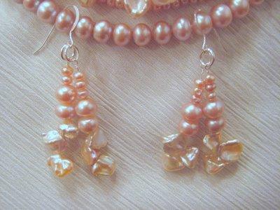 Lavender Freshwater Pearls