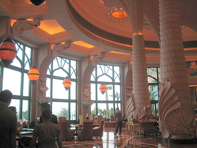 Lobby Atlantis the Palm Hotel Dubai