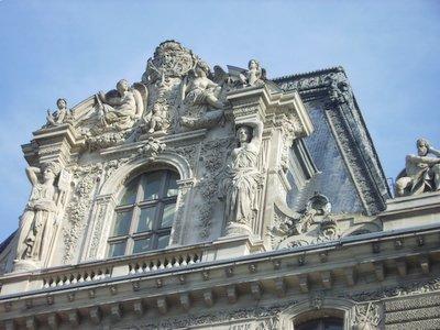 Louvre Details