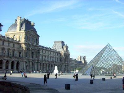 Louvre Panorama