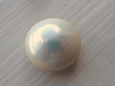 4.65 carat natural USA freshwater pearl