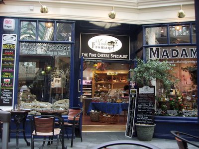 Madame Fromage Cheese Shop Cardiff