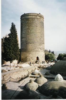 Maiden Tower Baku Azerbaijan