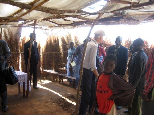 Malawi Temporary Church