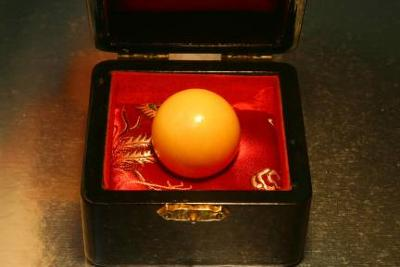 World's Largest Melo Pearl