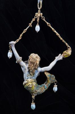 Merman Pearl Jewel by Bar-Jan Jewelry