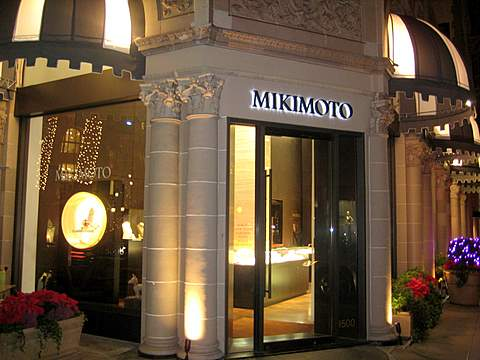 Mikimoto at Night in LA
