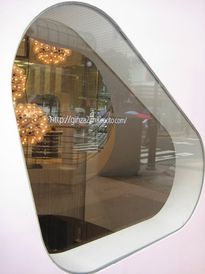 Mikimoto Boutique Window