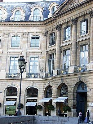 Mikimoto Store Paris