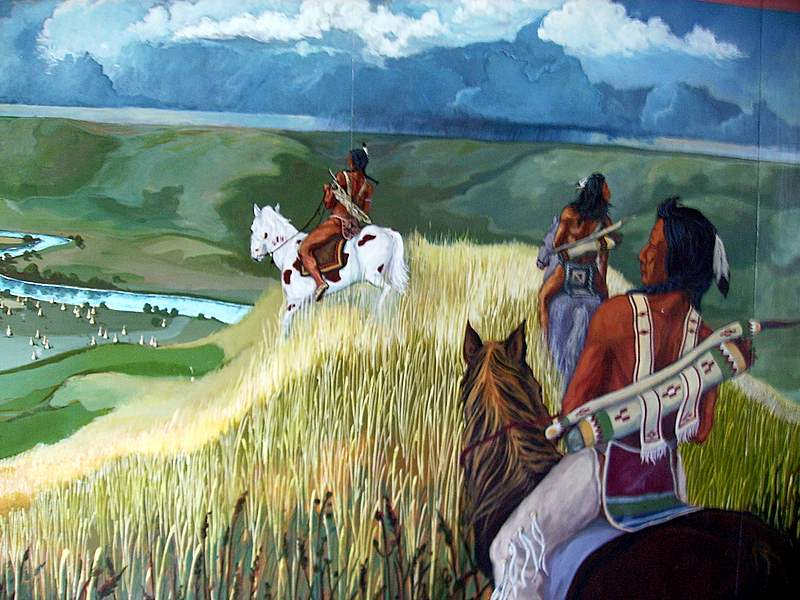 Minnesota Sioux Indians