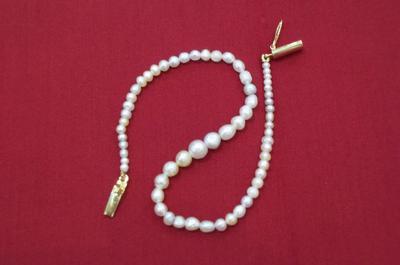 Natural Basra Pearl Bracelet