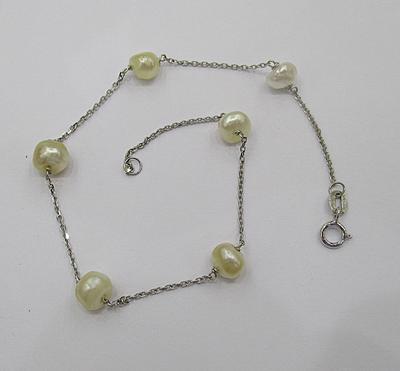 Natural Basra Pearl Bracelet 9.46 carats