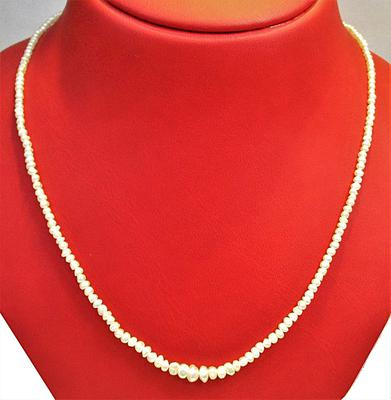 Natural Basra Pearl Necklace 26 carats Total