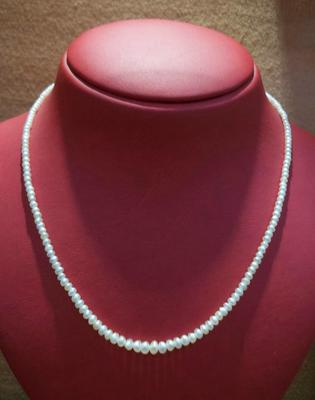35.48 ct Basra Pearl Necklace