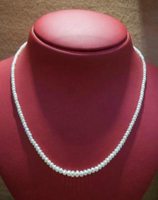 35.48 ct Basra Pearl Necklace