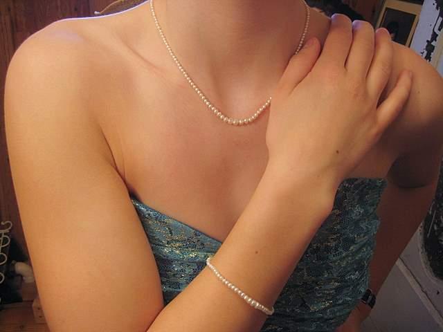 Natural pearl