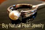 Natural Bahrain Pearl Jewelry