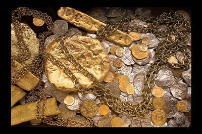 Atocha Coins