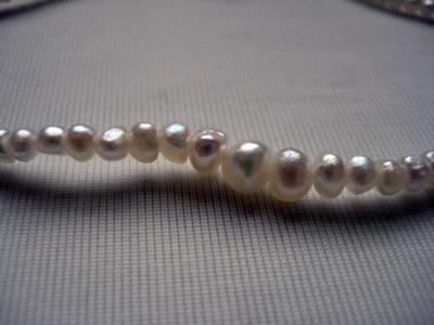 Persian Gulf pearl bracelet