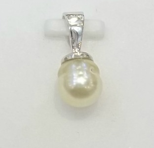 Natural Persian Gulf Pearl Pendant