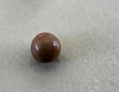 Natural Round Brown Freshwater Pearl