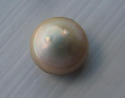 Golden USA Freshwater Pearl