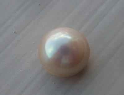 1.9 carat natural freshwater USA pearl