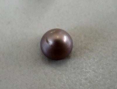 Rare Natural Purple Texas Pearl