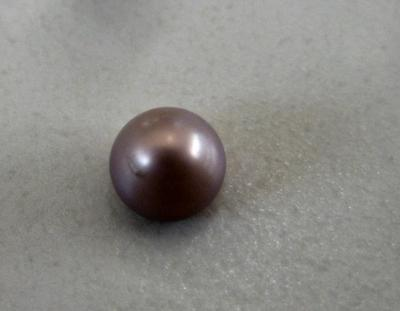 Rare Natural Purple Texas Pearl