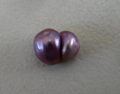 Texas natural purple pearl