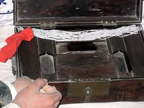 Pearl Trader's Box
