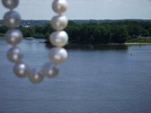 River with Pearls
