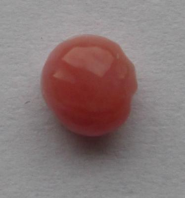 Pink Flat Bottomed Conch Pearl