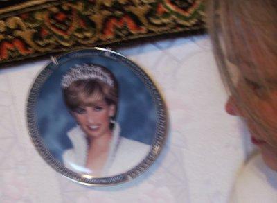 Princess Diana Plate