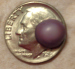 My purple pearl