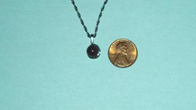 Quahog Pearl Pendant