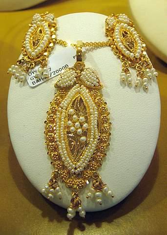 Seed Pearl Set