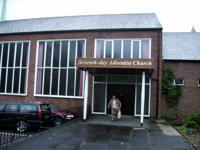 Seventh Day Adventist Belfast Ireland