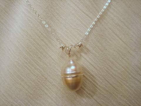 Silver Bullet South Sea Pearl