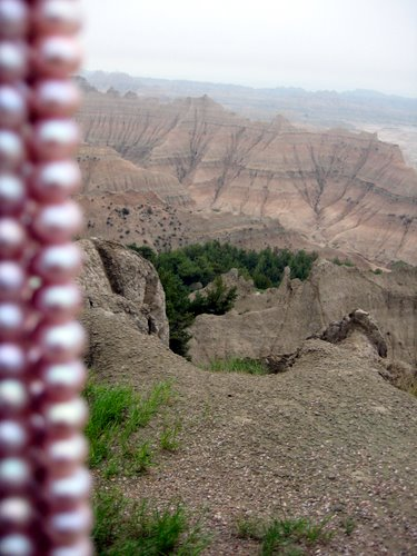 Pearls at Badlands