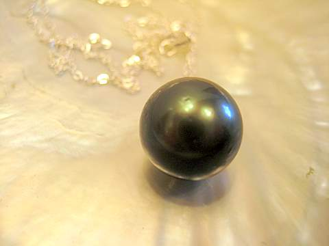 Black Tahitian Pearl