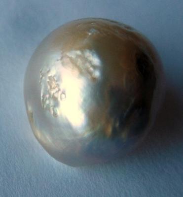24 carat natural USA Pearl